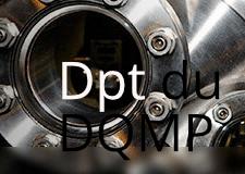 Les sites web des départements du DQMP